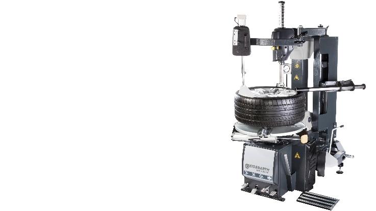 Reifenmontiermaschine Beissbarth 630
