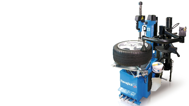 Reifenmontiergerät Ravaglioli G7641D.24