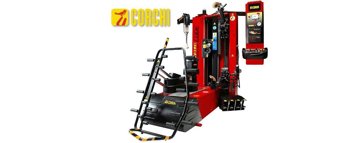 Corghi neu bei Wulf Werkstattausrüstung