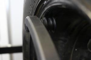 Kalibrierung Ravaglioli Wuchtmaschine 19