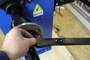 Kalibrierung Ravaglioli Wuchtmaschine 23