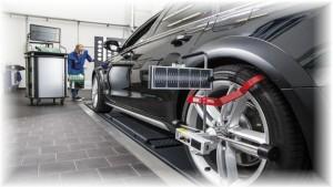 Fahrassistenzsysteme Kalibrierung mit CSC Tool