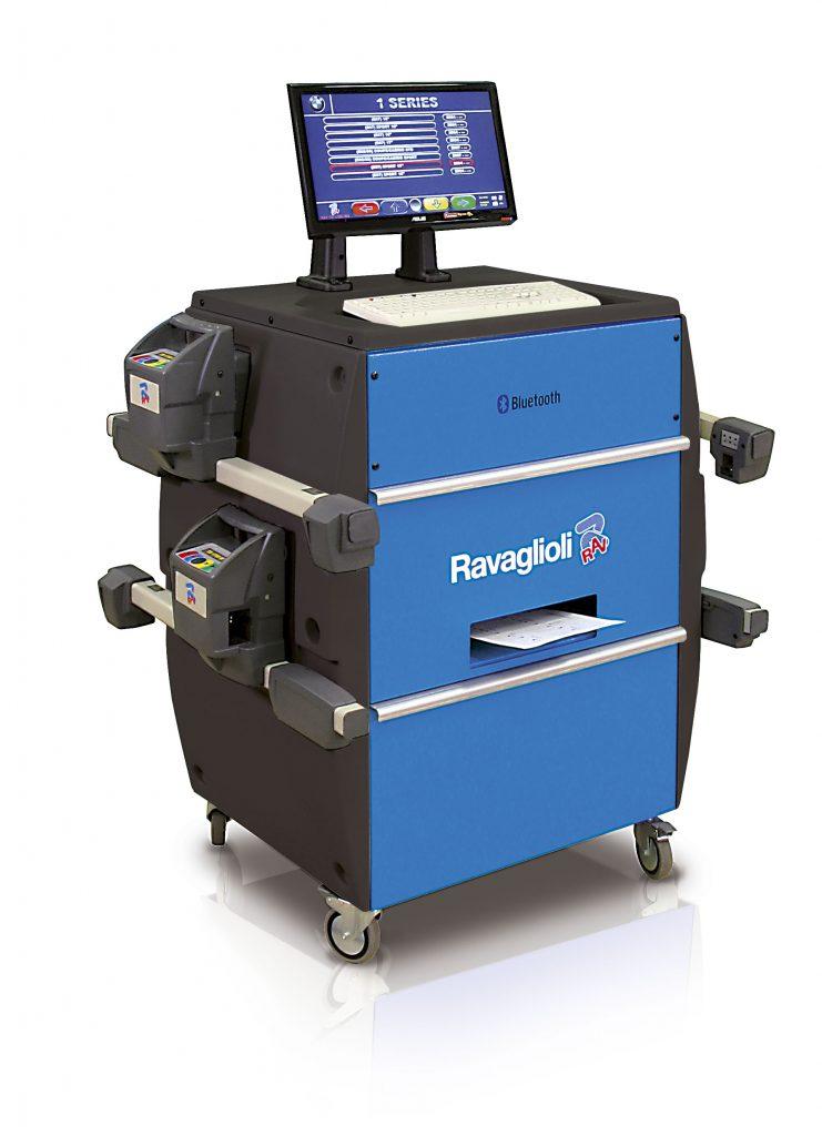 CCD Achsmessgerät TD1780WS von Ravaglioli