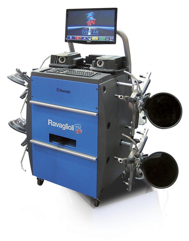 3D Achsmessgerät Ravaglioli TD3000HP.B