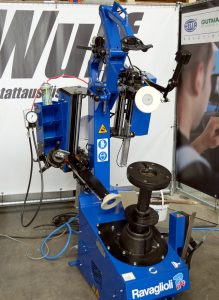 Reifenmontiermaschine G1065.EL Ravaglioli