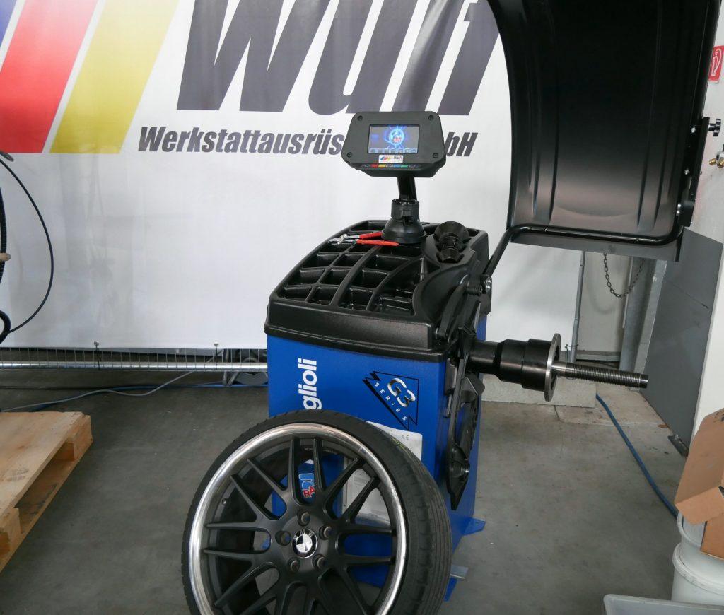 Ravaglioli Reifenwuchtmaschine G2.128R