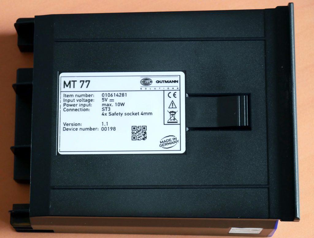 mega macs 77 Meßtechnikmodul MT77