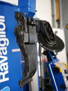 Ravaglioli Reifenmontiermaschine G1180.30 Slim