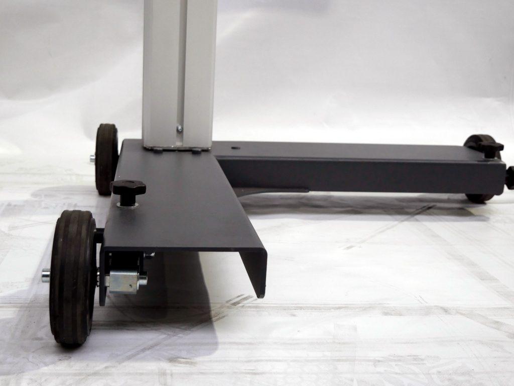 Beissbarth MLD 815 Scheinwerfereinstellgerät Fuß