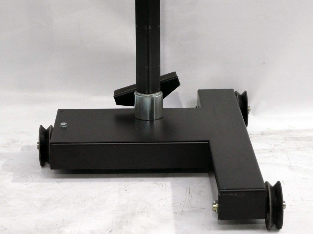 Scheinwerfereinstellgerät Mawek SEG06CTR Standfuß