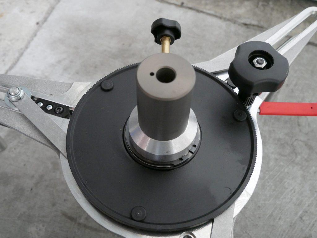 Texa RCCS Kalibrierungssystem Radhalter