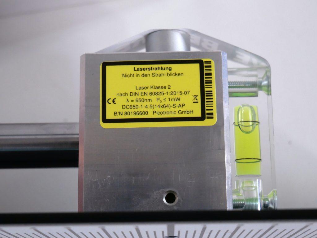 Texa RCCS Kalibrierungssystem Laser