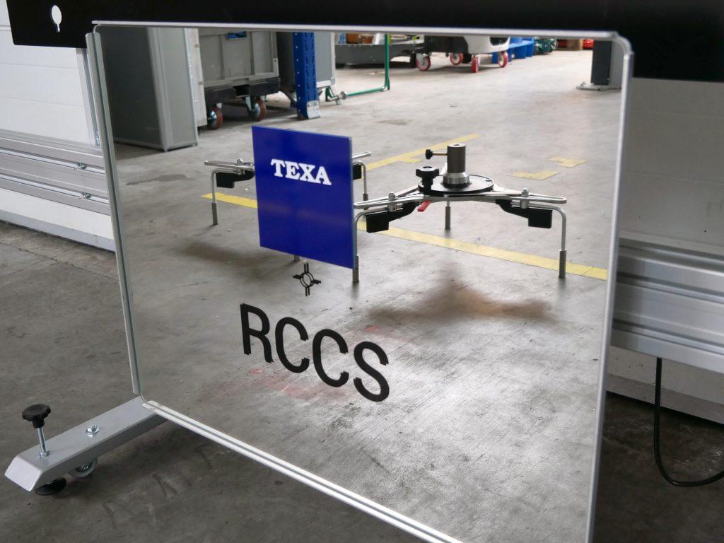 Texa RCCS Kalibrierungssystem Spiegel