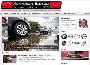 Top 11 Autoblogs Automobil-Blog