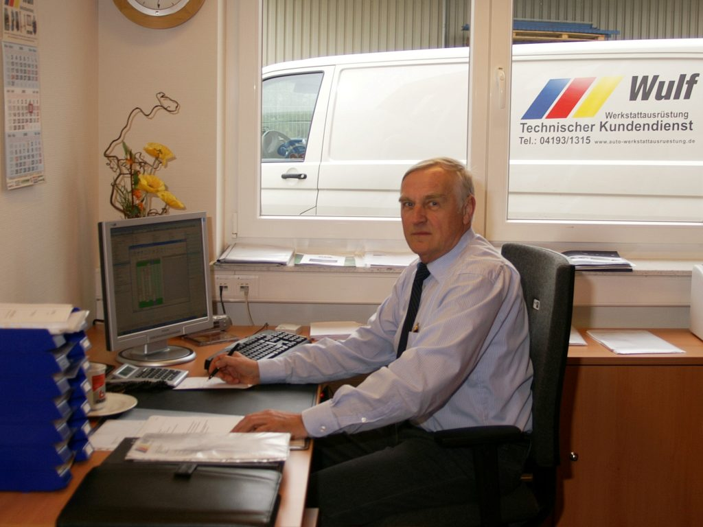 Günter Wulf Werkstattausrüstung