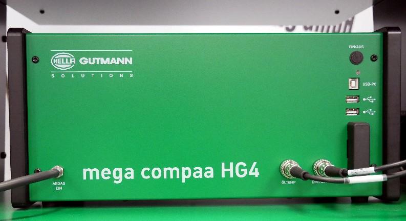 C-Paket Abgastester Hella Gutmann
