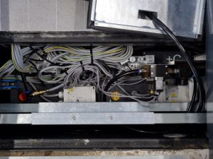 Slift Stempelhebebühne M35-44 F